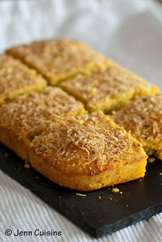 Really good GF cornbread recipe. I made it recently to go with chili.