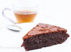 Gateau au Chocolat Fondant de Nathalie, best chocolate cake in the world, french chocolate cake