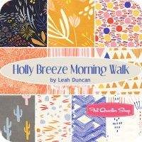 Holly Breeze Morning Walk Fat Quarter BundleLeah Duncan for Art Gallery Fabrics