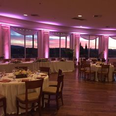 Falkner Winery Wedding Temecula Ca Wine Country Pinnacle Reception Room Set Up