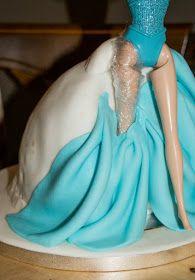 Manzana&Canela: Tarta de muñeca Elsa (Frozen) - Paso a paso Frozen Barbie Cake, Frozen Cake, Frozen Party, Frozen Dolls, Muñeca Elsa Frozen, Birthday Cake Video, Cake Pops, Elsa Doll Cake, Chef Cake