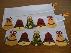 Sinos de Natal (Patchrosa) Tags: christmas natal patchwork sinos panodeprato patchrosa
