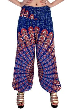 Online Shopping India Online Fashion for Womens Trousers Harem Pants Afghani Capris Salwar