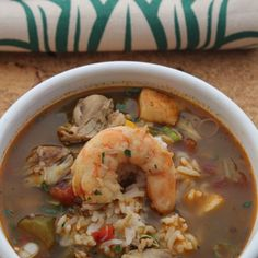 Make a big pot of this Seafood Okra Gumbo because its sure to be a hit.