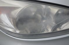 Headlight DIY Cleaning