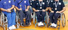 Φιλικός αγώνας μπάσκετ με αμαξίδιο μεταξύ των ομάδων ΑΤΛΑΣ-ΝΔ -Ποιοι βουλευτές θα συμμετάσχουν