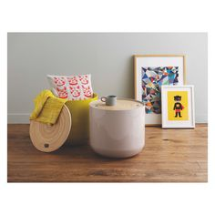 BLYTH Mushroom storage side table | Buy now at Habitat UK
