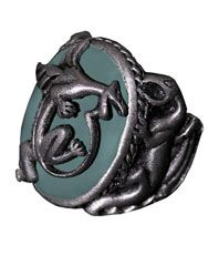 Pirates of the Caribbean: Jack Sparrow Dragon Ring Replica - £11.77.