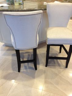 In need of another one of these bar stools Cynthia Rowley found at TJMaxx