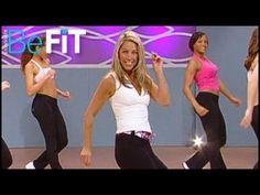 Denise Austin: Total Body Burn Cardio Dance Workout