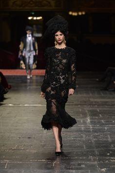 Défilé Dolce & Gabbana Alta Moda Haute Couture printemps-été 2016 67
