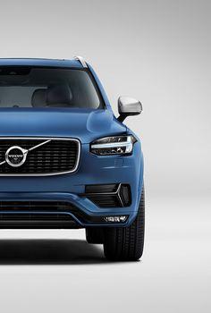 De Volvo XC90 R-Design is onthuld.