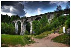 Stańczyki Bridges, Poland