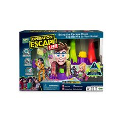 Yulu Operation Escape Lab Board Game #Sponsored #Escape, #sponsored, #Operation, #Yulu Best Games, Fun Games, Games For Kids, Games To Play, Party Games, Popular Family Board Games, Family Games, Rush Hour Game, Operation Board Game