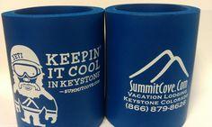 Keepin' it COOL in Keystone!  Yeti Beer Koozies!  #Bluegrass & Beer Festival