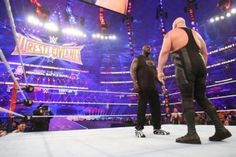 NBA great and actor Shaquille O'Neal has blamed WWE for failing to come through on his proposed WrestleMania 33 match against The Big Show....