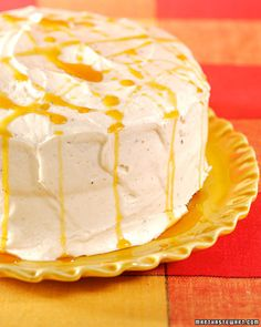 Great Cake Recipes: Frosting Recipes - Martha Stewart