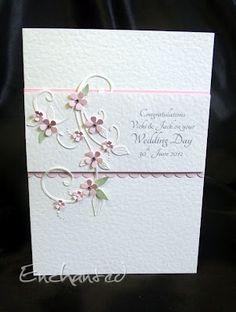 pretty would work as wedding card