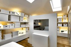 Maison #Moschino (Milan) : chambre Luxurious Attic (grenier luxueux)