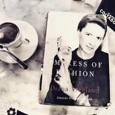 Diana Vreeland... Queen of Vogue and The Met Costume Institute xo