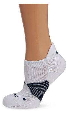 Nike Dri-FIT Cushion Dynamic Arch No-Show Running Socks (Medium #sports #sporting_goods #nike #clothing #running #departments