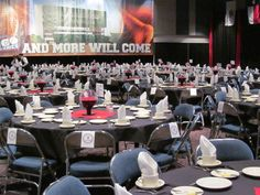 2013 JUCO Banquet, Two Rivers Convention Center, Grand Junction, CO. #shareGJ