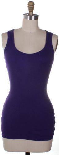 Women's Active Basic Athletic Rib Racerback 2x1 Tank Top - Long Length (Medium, Purple) Active Products,http://www.amazon.com/dp/B00B7B0AV0/ref=cm_sw_r_pi_dp_Iw5mtb0KQYPFKRWB