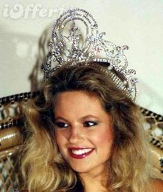 Miss Universe 1989 - Angela Visser  follow the link to purchase this pageant on DVD