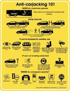 Anti-carnapping Tips