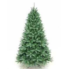 Shop online for this dashing 7.5 Foot Fresh Cut Carolina SpruceNatural Looking Artificial Christmas Tree . This superior artificial christmas tree features 1305 PE/PVC Branch Tips and comes with a 5 year warranty on construction for your peace of mind!