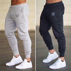 New Jogger JUST BREAK IT Pants Men Fitness Bodybuilding Gyms Pants For Runners Man Workout Sportswear Sweatpants Sweat Trousers-geekbuyig Mens Sweatpants, Jogger Sweatpants, Sweatpants Style, Mens Jogger Pants, Fashion Sweatpants, Jogger Pants Style, Skinny Joggers, Mens Trousers Casual, Men's Fashion Styles