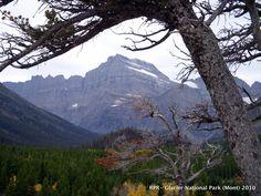 Glacier National Park. 2010