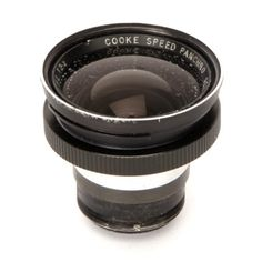 A Cooke Speed Panchro Series III /2 25mm Lens,  black, serial no. 700898A, body, F, aperture ring loose but working, some deterioration to inner barrel walls, elements, G, some internal haze and light marks to rear element