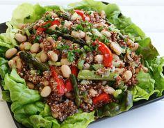 A slew of quinoa recipes