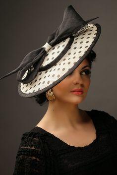 aMuse: artisanal finery--Millinery, Vintage Jewelry, Bridal: Bias Edges--Tutorial