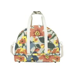 I want this and then Somewhere to Go for the weekend!! LOL . Kate Spade Saturday  The Weekender Bag in Photo Floral