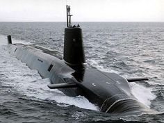 Trident-onderzeeërs