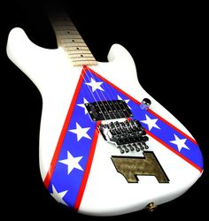 evel knievel guitar - Google Search