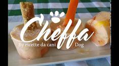 gelato alla frutta per cani