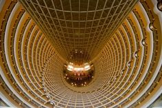 By Kenneth Moore.  From Jin Mao Tower located in Shanghai, China.