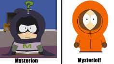 south park, kenny mccormick, mysterion, LoL Best Cartoons Ever, Cool Cartoons, Anime Chibi, Haha Funny, Hilarious, Style South Park, South Park Memes, Eric Cartman, It's Going Down