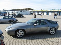 I loved driving this car...! H2o cooled Porsche 928 S4