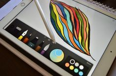 Apple iPad Pro Wi-Fi Only Model, Generation) – Karlix Fox Apple iPad Pro Wi-Fi Only Model, Generation) 11 Must Have Apps for Apple Pencil and iPad Pro Users – Ipad Pro – Trending Ipad Pro for sales. – must-have-ipad-pro-pencil-apps-featured Ipad Pro Tips, Ipad Hacks, Apple Pencil Apps, Amarillis, Iphone Hacks, Blog Iphone, Apple Watch Iphone, Coloring Apps, Coloring Books