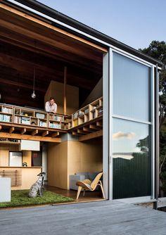 island bay house ~ andrew simpson architect