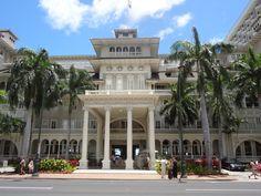 ウェスティン・モアナ・サーフライダー/ワイキキ 恋するハワイでカップルで泊まってみたいラグジュアリーリゾートホテル7選