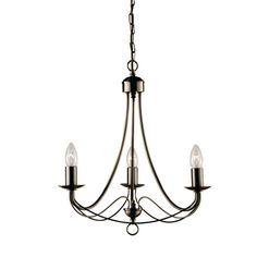 Searchlight Maypole 3 Light Pendant Antique Brass Finish - Searchlight from Affordable Lighting UK Ceiling Chandelier, Chandelier Ceiling Lights, Chandelier Shades, Ceiling Pendant, Pendant Lighting, Lighting Uk, Room Lights, Light Pendant, Lighting Ideas
