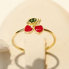 Inel  pentru copii din aur CORIOLAN BC375