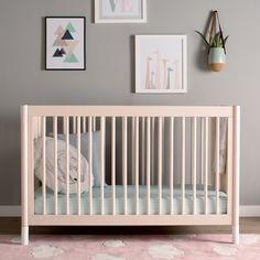 31 ideas for baby girl nursery rustic convertible crib Nursery Inspiration, Nursery Ideas, Nursery Themes, Baby Boy Rooms, Room Boys, Baby Cribs, Baby Bedroom, Bedroom Decor, Convertible Crib