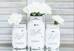 Risultati immagini per decorare vasetti vetro