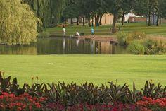 Quinton Pool, Cheylesmore, Coventry, West Midlands, UK
